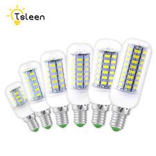 E14 Ultra Bright SMD LED Corn Bulb Lamp Cool/Warm Lights 25/20/12/9/7W 110/220V