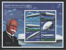 F80 Bhutan Kb 2098/03 postfris Zeppelins