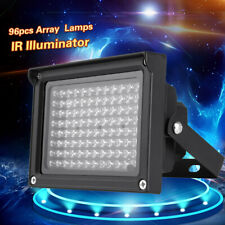 96 LED IR Illuminator Lamp Infrared Night Vision CCTV Security Camera Light D8L7