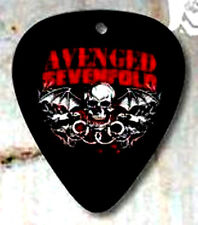 + Avenged Sevenfold COLLANINA PLETTRO GUPPO MUSICALE ROCK COLLANA POP CIONDOLO
