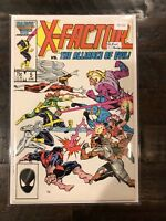 X-Factor 5 vs The Alliance of Evil! 1st Brief Apocalypse A6-243