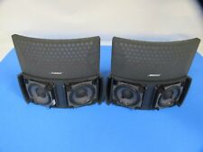 Bose 321, Cinemate Series I II & III Speakers, Graphite Grey