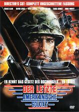 Last American Soldier , 100% uncut , new , letzte amerikanische Soldat , Cover A