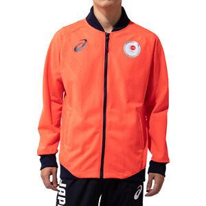 Tokyo 2020 limited Olympic Japan Unisex Polyester Podium Jacket XL size Red