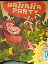 Banana Party - Queen Games Board Game New! Kids & Childrens Game