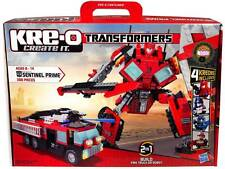 KRE-O Transformers Sentinel Prime- FIRE TRUCK SEALED NEW IN BOX