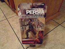 2010 MCFARLANE TOYS--DISNEY'S PRINCE OF PERSIA--PRINCE DASTAN (NEW) VARIANT