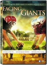 Facing the Giants (DVD 2007) Family Movie Christian INSPIRATIONAL *FREEShip
