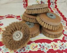 genuine ELECTROLUX floor scrubber / carpet shampooer Replacement Brushes 9735-4