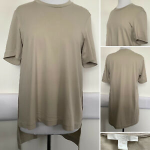 Preloved - COS Taupe Tunic Top - Sz XS