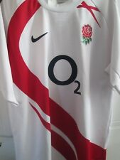 2006 England Home National Rugby Union Shirt adult large L (19804)
