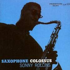 Sonny Rollins : Saxophone Colossus (Rvg Remaster) CD (2006) ***NEW***