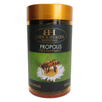 Body & Health Propolis 2000mg 365 capsules