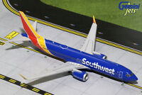 GEMINI JETS SOUTHWEST AIRLINES BOEING 737 MAX 8 1:200 MODEL G2SWA689 IN STOCK