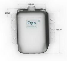 HHO Water Tank 9.7 Quart Tank