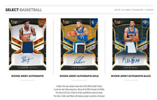2018-19 PANINI SELECT BASKETBALL LIVE RANDOM PLAYER 1 BOX BREAK