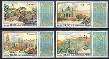 SOMALIA 1986 Paesaggi Somali con appendici MNH**