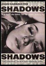 SHADOWS 1959 John Cassavetes – Movie Cinema Poster Art Print Ver. 2