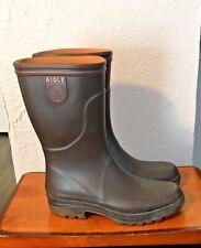 Aigle women's Mid calf Classic Rain Boots, Size 39, US Size (8.5 - 9) France.