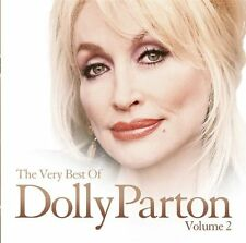 DOLLY PARTON THE VERY BEST OF VOLUME 2 CD NEW unsealed