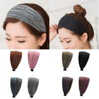 Fashion Women's Glitter Mesh Hairband Headbands Wide Hair Bands Hoop Accessories