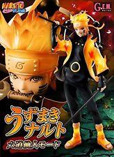 Uzumaki Naruto Rikudou Sennin Mode GEM Series Authentic Megahouse Figure NEW