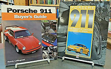 2 BK Set: Porsche 911 Buyer's Guide & Porsche 911 Definitive History 1997-2004