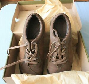 Keen Womens Brown Presidio Walking Hiking Lace Up Shoes Size 9, New