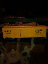 M.T.H. 0 gauge freight cars