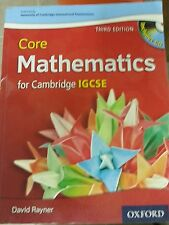 Complete Mathematics for Cambridge IGCSE by David Rayner (2014, Paperback,...