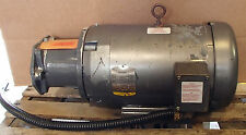Baldor Industrial 7.5 HP Electric Motor 3 Phase 1425 37F182X483 RPM 220/440 Volt