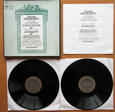 CBS 79204 Mozart Four Last String Quartets Juilliard Quartet 2xLP Stereo EX/VG