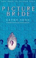 Picture Bride (Yale Series of Younger Poets) by Song, Cathy