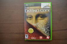 The Da Vinci Code (Microsoft Xbox, 2006)