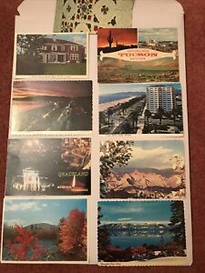 Old Postcards Of America
