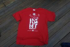 New York Red Bull Adult XL Portrait  T-shirt