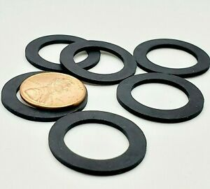 "5/8 Rubber Washer 1/16"" Thick 1"" OD EPDM"