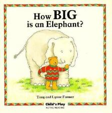 How Big is an Elephant? (Early Reading)