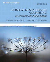 USED (GD) Clinical Mental Health Counseling in Community and Agency Settings, 3r