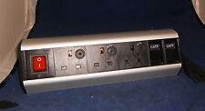 Powerdata pod3 / 2S 3xuk PRESE ELETTRICHE + 2xcat6 RJ45