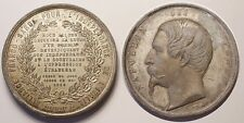 Grande Médaille Napoléon III, France / Italie, Lutte pour l'Indépendance, 1859 !