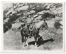 Vintage Photograph, Movie Promo, Mule Train, Western Film, 1950