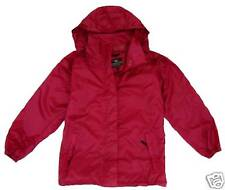WATERPROOF WINDPROOF BREATHABLE JACKET Ladies 14-16 deep pink hiking rain coat