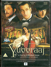 YUVVRAAJ - SALMAN KHAN - KATRINA KAIF - NEW BOLLYWOOD DVD