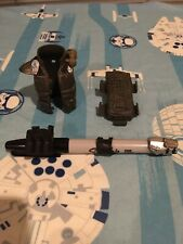 G.I.Joe Classified Parts Gung Ho Lot Of 5 Accessories Vest,Backpack,Bracer