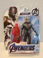 2018 Marvel Avengers Endgame Antman 6'' Action Figure New HTF