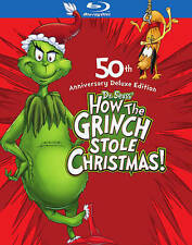 Dr. Seuss' How the Grinch Stole Christmas (Deluxe Edition) Blu-Ray Chuck