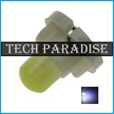 1x Ampoule T4.2 LED COB 1210 Blanc White Neo Wedge tableau de bord 12V light