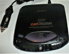 Sony D-830K Walkman Cd Car Discman Esp Portable Compact Player