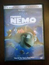 Disney - Finding Nemo (DVD, 2003, 2-Disc Set)